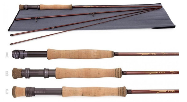 Temple Fork Outfitters - Mangrove Series 4-Piece Fly Rods