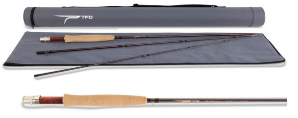 Temple Fork Outfitters - Finesse Series Glass 3-Piece Fly Rods