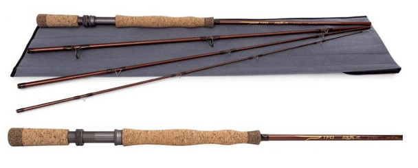 Temple Fork Outfitters - Esox Series 4-Piece Fly Rods