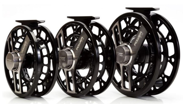 Temple Fork Outfitters - TFR Power Fly Reels & Spare Spools