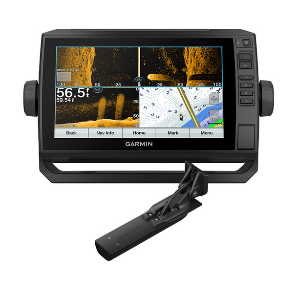 Garmin ECHOMAP™ UHD 93sv with GT56UHD-TM Transducer