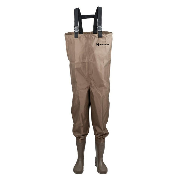 Hodgman Mackenzie™ Cleat Chest Bootfoot - Size 8