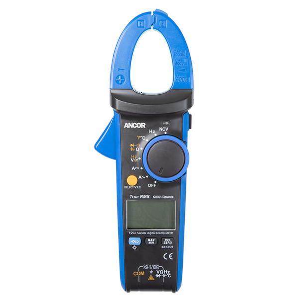 Ancor True RMS 12 Function Digital Snap-Around Meter