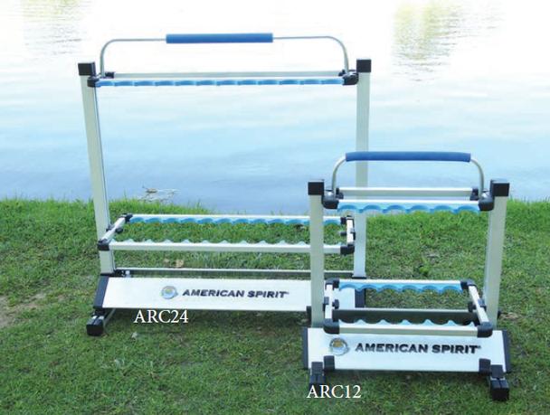 American Premier Aluminum Rod Racks