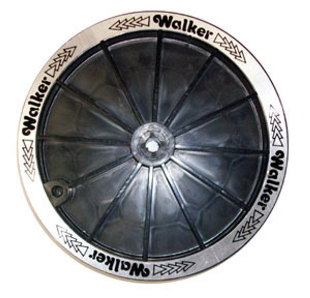 Walker Part - Kingfisher Wheel - WITH LINE & RELEASE - HDR-02-WL