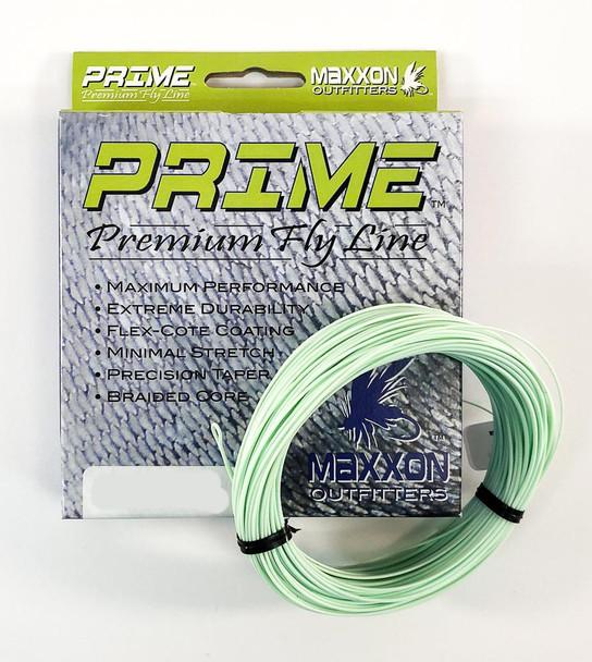 Maxxon Prime Premium Fresh Fly Line - 4WT