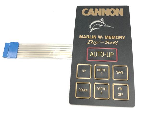 Cannon Downrigger Part - SWI KEYPAD MARLIN W/MEM (N/A) - 4486000