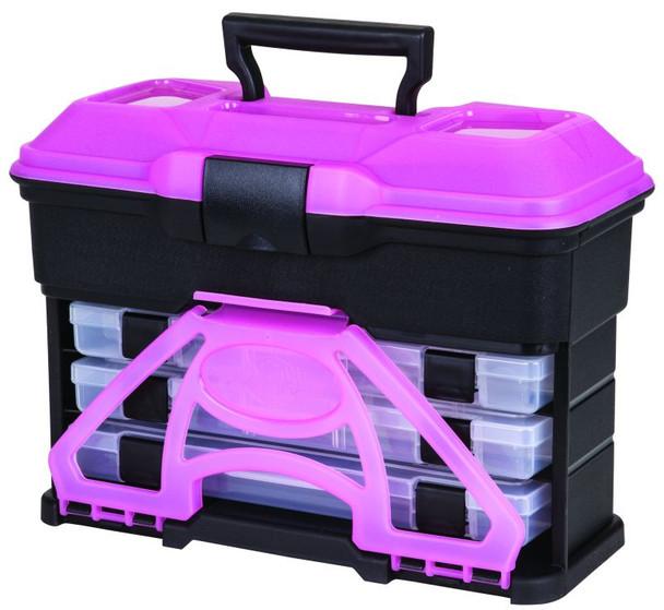 Flambeau Mini Frontloader Blue Hard Tackle Box