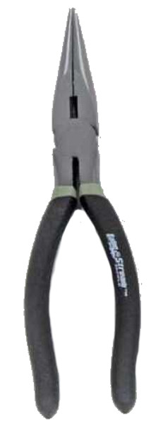 Eagle Claw - Long Nose Pliers 6in Chrome