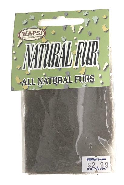 Wapsi All Natural Fur - Light Hares Mask