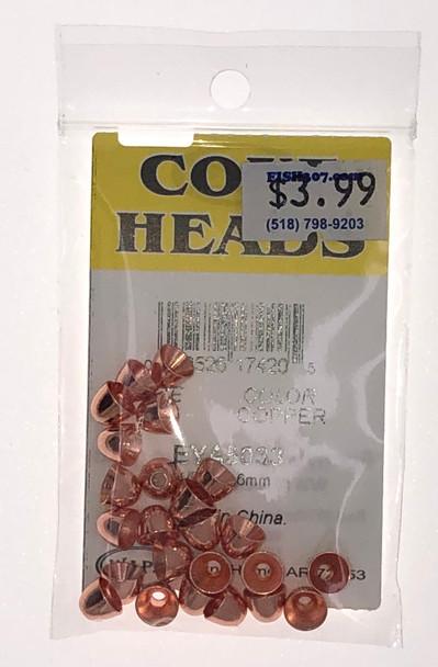 Wapsi Cone Heads - 24 per pack - Copper LRG