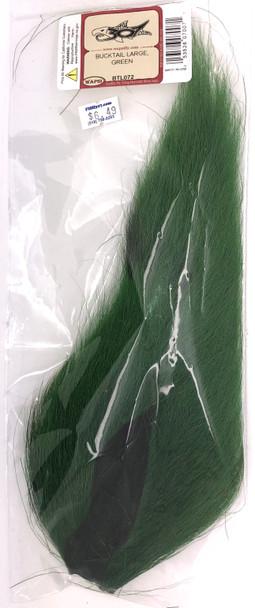 Wapsi Large Bucktail - Green