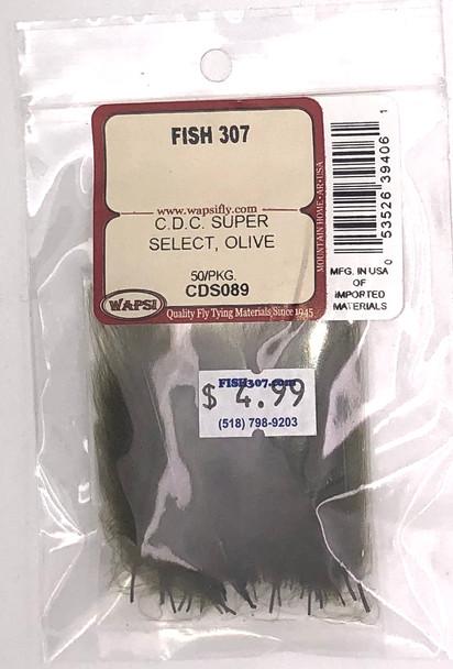 Wapsi C.D.C. Super Select - Olive