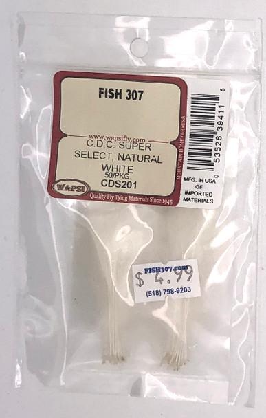 Wapsi C.D.C. Super Select - Natural White