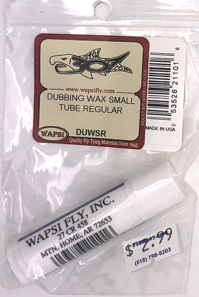 Wapsi Dubbing Wax Small Tube Regular