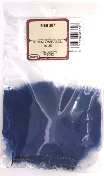 Wapsi Strung Marabou - Blue