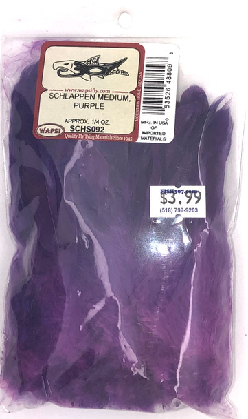 Wapsi Schlappen Medium - Purple