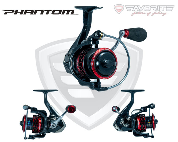 Favorite - Phantom Spinning Reel