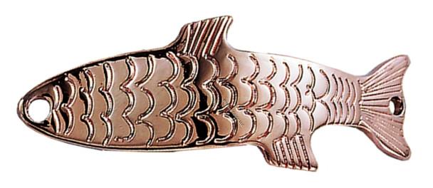 """Acme S302/C Phoebe Spoon, 1 5/8"""", 1/8 oz, Copper"""