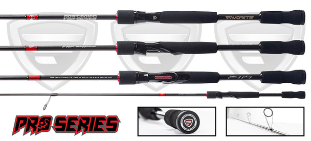 Favorite - Pro Series Spinning Rod - PBS-731MH