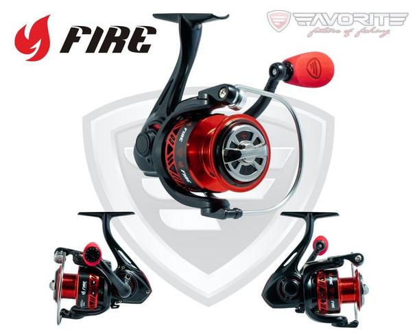 Favorite - Fire Stick Spinning Reel - FS3000