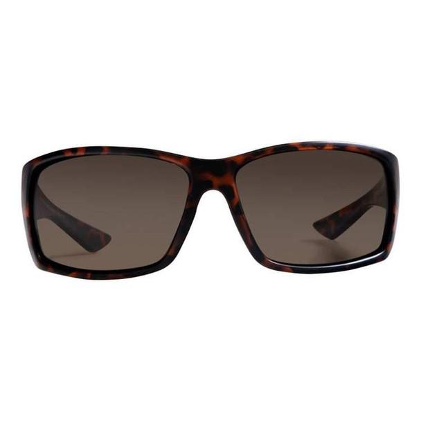Rheos Sunglasses - Eddies - Nylon Optics-Tortoise   Amber