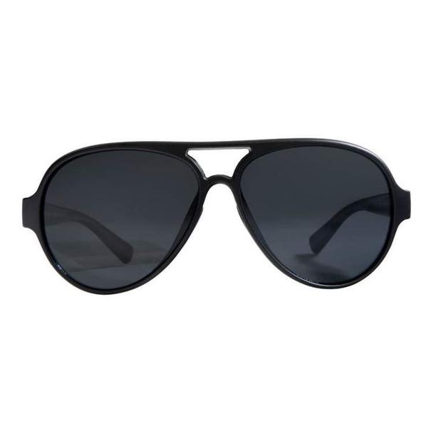 Rheos Sunglasses - Palmettos - Nylon Optics-Gunmetal | Gunmetal