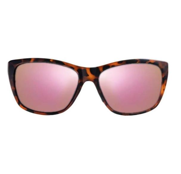 Rheos Sunglasses - Sapelos - Nylon Optics-Tortoise | Rose