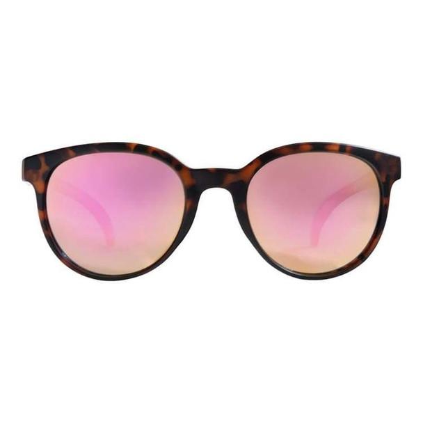 Rheos Sunglasses - Wyecreeks - Nylon Optics-Tortoise | Rose