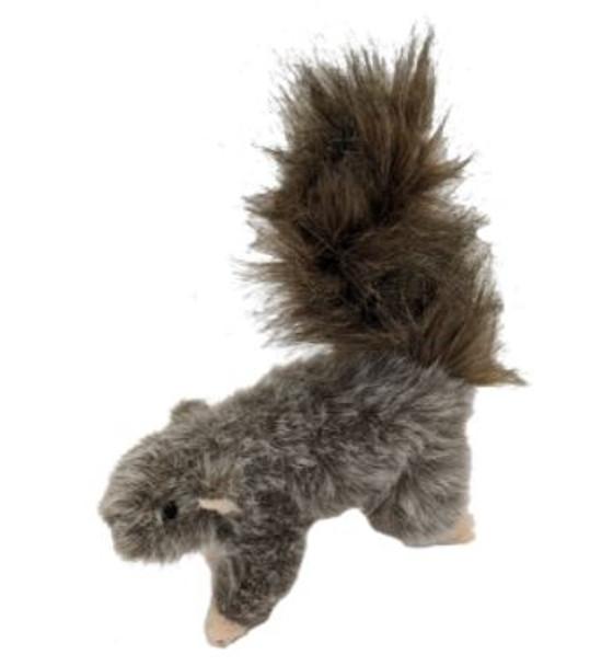 Tailfin Pet Co. - Premium Plush Small Squirrel