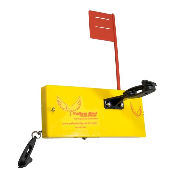 Yellow Bird - Medium Port Side Planer Board (100P) - 8 inches