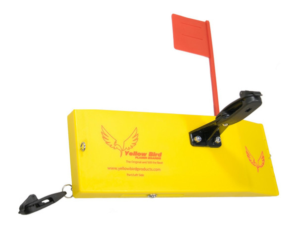 Yellow Bird - Large Port Side Planer Board (600P) 10 - Inches