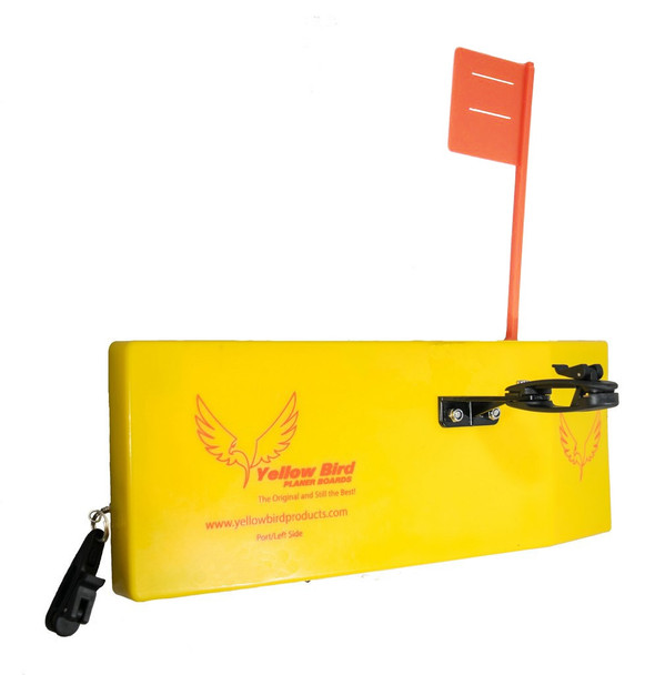 Yellow Bird - Extra Large Port Side Planer Board (700P) - 12 inches