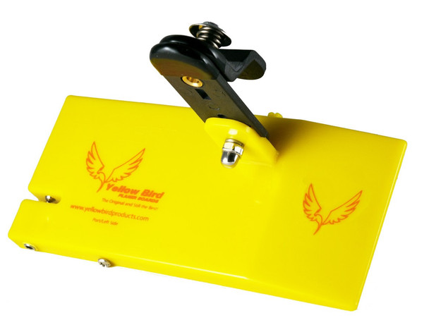 Yellow Bird - Small Port Side Planer Board (50P) -5 inches