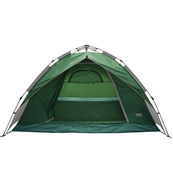 Tent Instant Set 7'x7' True Size