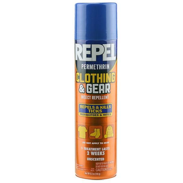 Permethrin Clothing Tick Repellent 6.5oz
