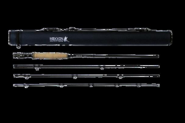 Maxxon DOUBLE XX Fly Rod - 9' / 8WT Full-Wells DOUBLE XX Rod