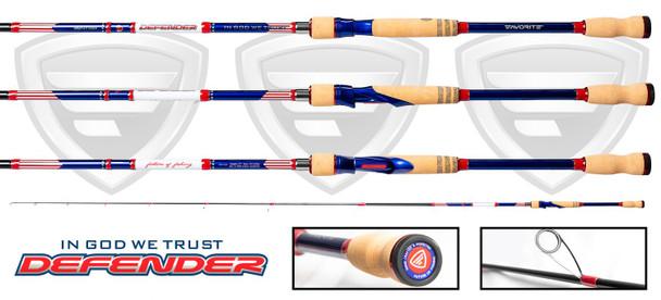 Favorite - Defender Spinning Rod DDFR-731MH