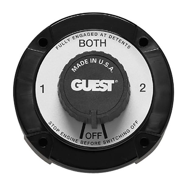 Guest 2111A Heavy Duty Battery Selector Switch