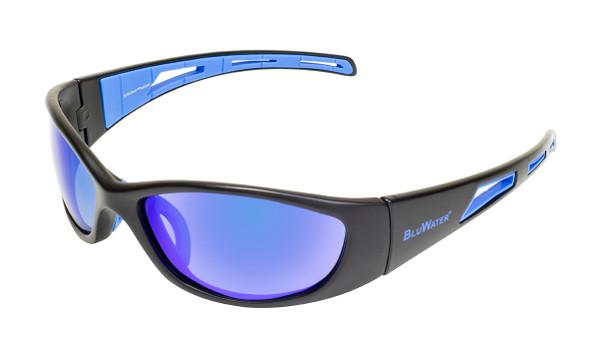 BluWater Buoyant Floating Polarized Sunglasses - G-Tech™ Blue Lenses