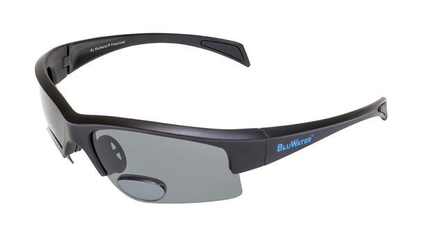 Global Vision - Polarized Bifocal Sunglasses - Bifocal 2 - Gray