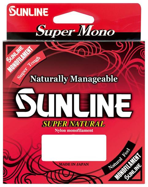 Sunline - Super Natural Monofilament Fishing Line