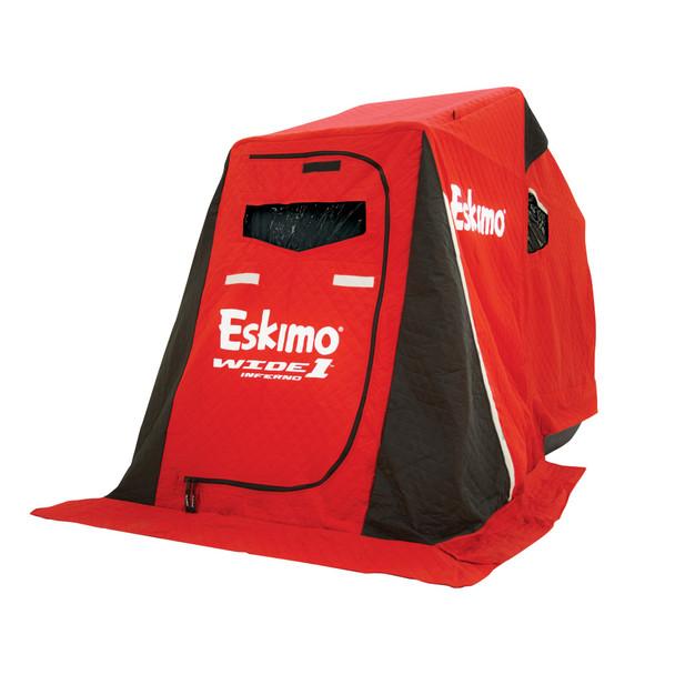 Eskimo Wide 1 Inferno - 1 Man Ice Fishing Shelter