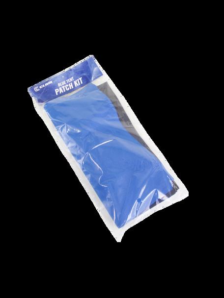 Clam Canvas Patch Kit - Blue