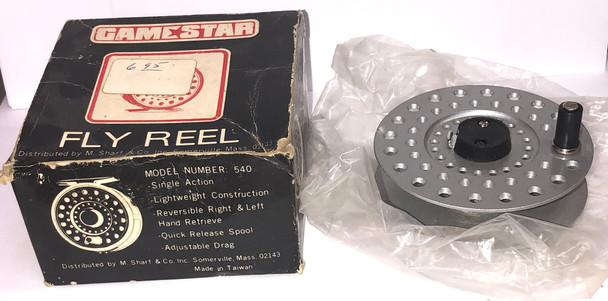 NEW - GameStar 540 Spare Spool Fly Reel NIB