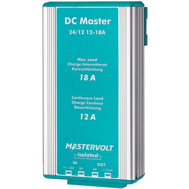 Mastervolt DC Master 24V to 12V Converter - 12A w/Isolator