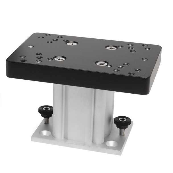 Cannon Aluminum Fixed Base Pedestal Mounts