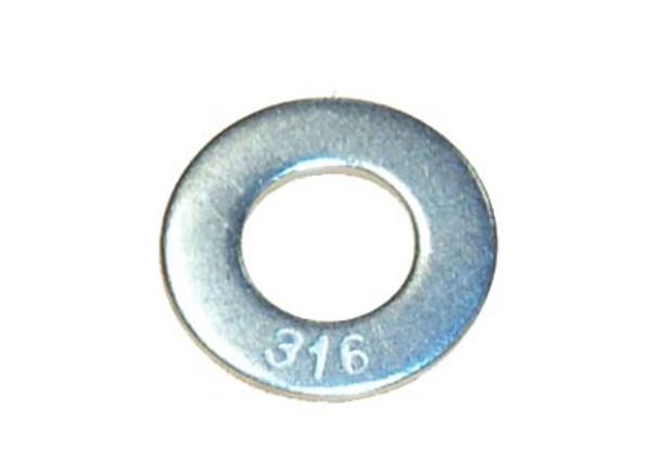 "Minn Kota Trolling Motor Part - WASHER-FLAT 3/8"" THICK SS SAE - 2381728"