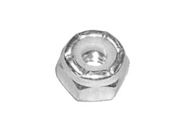 Minn Kota Trolling Motor Part - NUT-10-24 NYLOC (ZINC) - 2383124