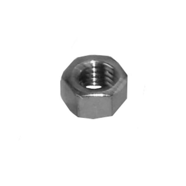Minn Kota Trolling Motor Part - NUT-HEX 3/8-16 18 8 SS WAX - 2323102